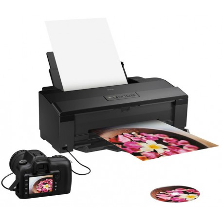 EPSON Stylus Photo 1500W cu CISS
