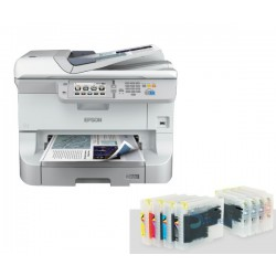 EPSON WORKFORCE PRO WF-8510DWF cu REFILABILE XXL