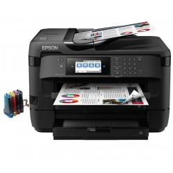 EPSON WORKFORCE WF-7720DTWF cu CISS