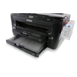 EPSON WORKFORCE WF-7110DTW cu REFILABILE XXL