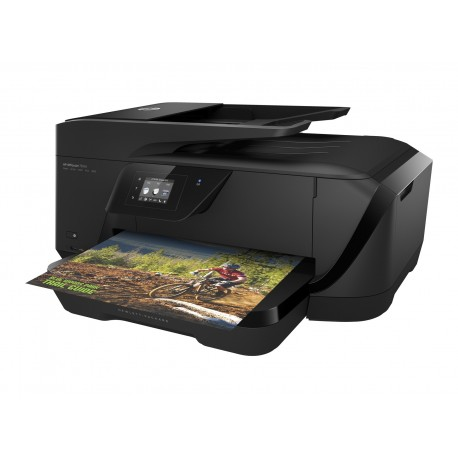 HP Officejet 7610e All-in-one cu REFILABILE