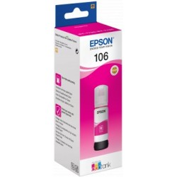 EPSON 106 ECOTANK MAGENTA FOTO INK