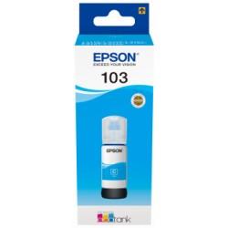 Epson 103 cerneala cyan EcoTank