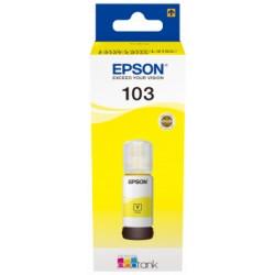 Epson 103 cerneala yellow EcoTank